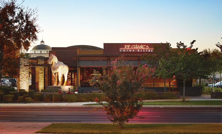 Menu Changes To Local Pf Changs Restaurant The B Side