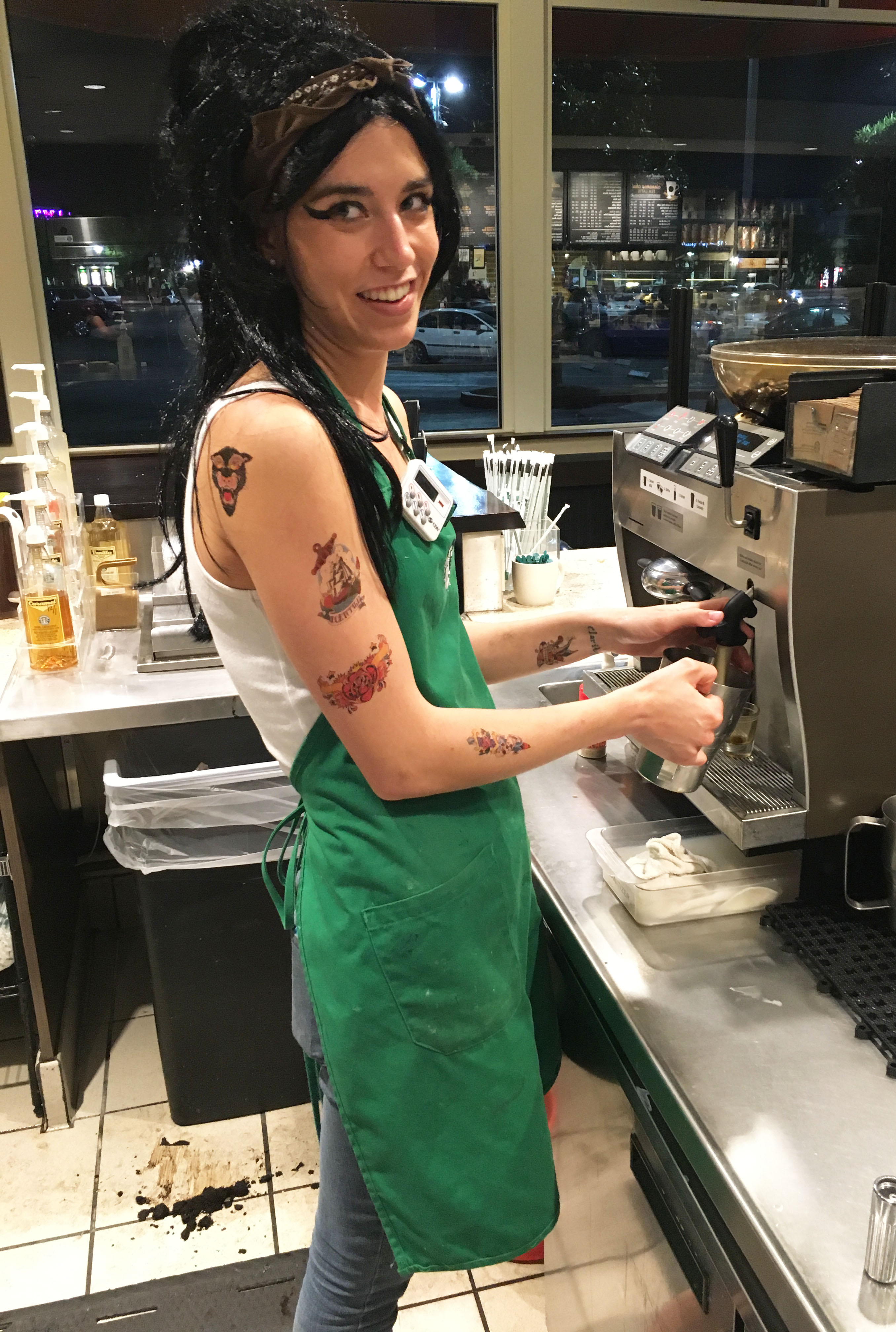 day in the life of a barista  u2013 the b side
